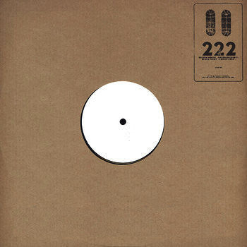 "Kassem Mosse / Black Point - 12"" - Out To Lunch - OTL 222"