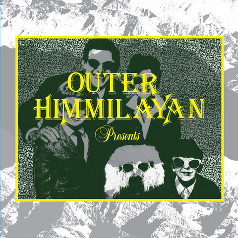 VA - Outer Himmilayan Presents - LP - Dark Entries / Sacred Bones Records - SBR-3025