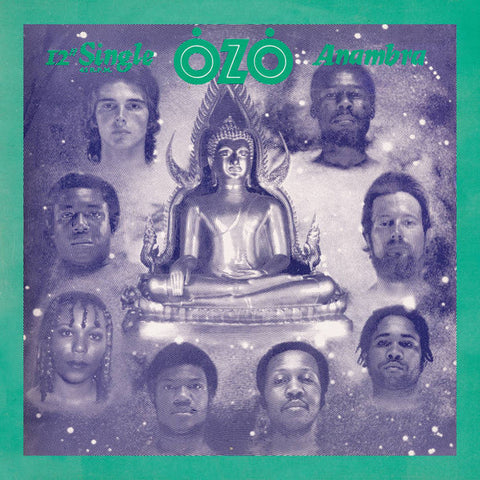 "Ozo - Anambra - 12"" - Isle of Jura Records - ISLE 004"