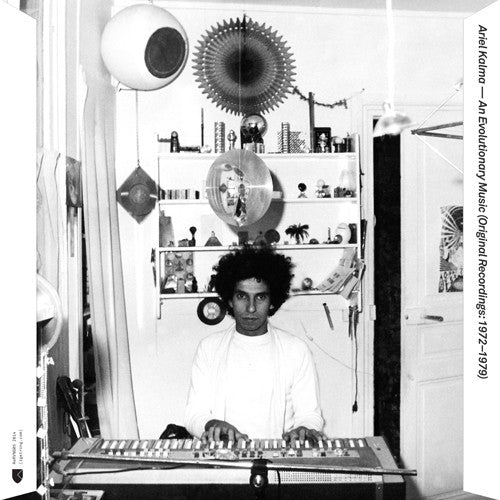 Ariel Kalma - An Evolutionary Music - 2LP - Rvng Intl. - RERVNG05