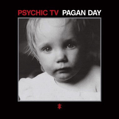 Psychic TV - Pagan Day (red vinyl edition) - LP - Sacred Bones Records - SBR3021