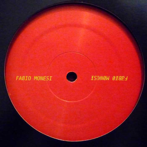 "Fabio Monesi - Palladium - 12"" - Russian Torrent Versions - CCCP014"
