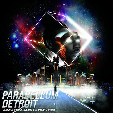 "VA - Parabellum Detroit - 3x12"" - Upstairs Asylum Recordings ‎- VNARM 006"