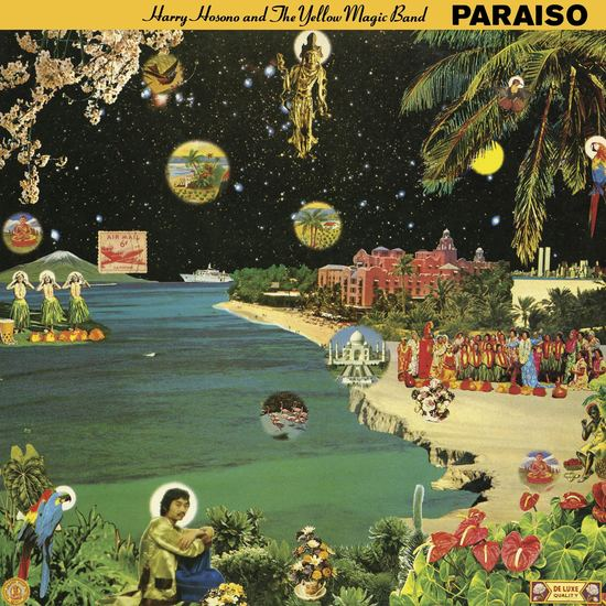 Harry Hosono and The Yellow Magic Band - Paraiso - LP - Light in the Attic - LITA 172