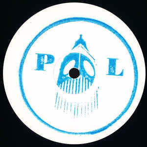 "Paranoid London - Give Me The / Our Man Though - 12"" - Paranoid London Records - PLW001"