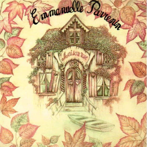Emmanuelle Parrenin - Maison Rose - LP - Lion Productions - LION-LP 106