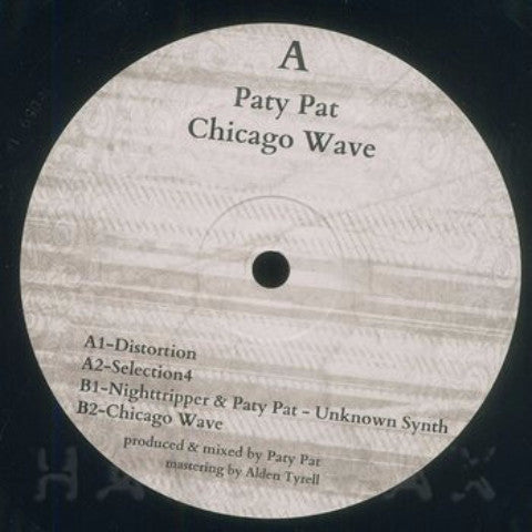 "Paty Pat - Chicago Wave - 12"" - Nighttripper Records - NT004"
