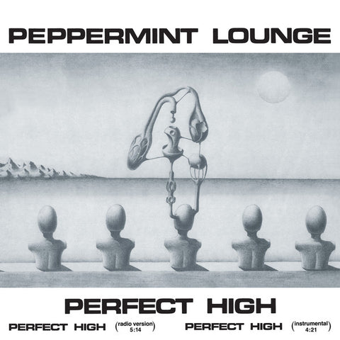"Peppermint Lounge - Perfect High - 12"" - Dark Entries - DE-183"