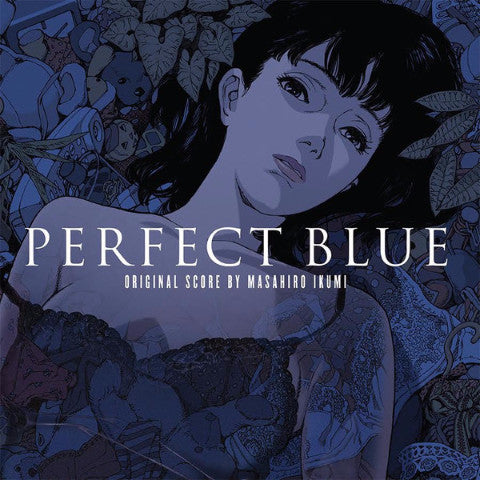 Masahiro Ikumi - Perfect Blue - LP - Tiger Lab Vinyl - TLV003