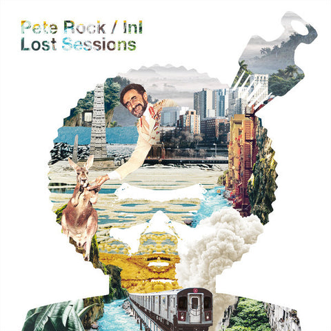 Pete Rock / INI - Lost Sessions - LP, Album - Vinyldigital.de - VinDig244