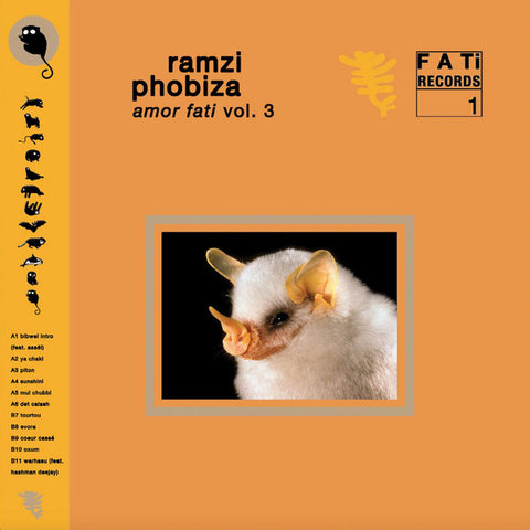 Ramzi - Phobiza Vol. 3: Amor Fati - LP - FATi Records - FAT 01