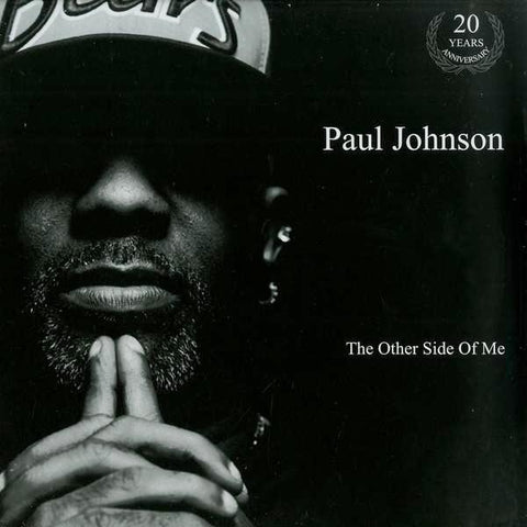 Paul Johnson - The Other Side of Me - 2xLP - Chiwax Classic Edition - CPJTX004