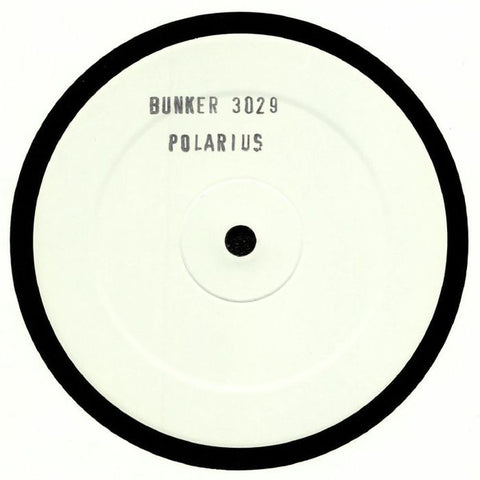 Polarius - Talking Smack - LP - Bunker Records - 3029