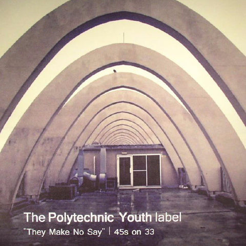 VA - They Make No Say: 45s on 33 - LP - Polytechnic Youth - PY23