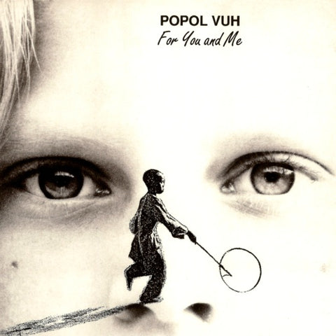 Popul Vuh - For You and Me - LP - One Way Static Records - OWS18