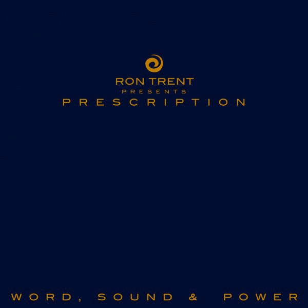 VA - Prescription: Word, Sound & Power - 2xCD - Rush Hour - RH RSS 020 CD