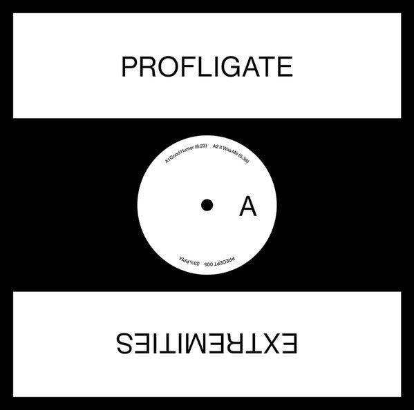 "Profligate - Extremities - 12"" - Unknown Precept - PRECEPT 005"