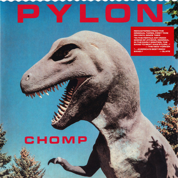 Pylon - Chomp - LP - New West Records - NW5361