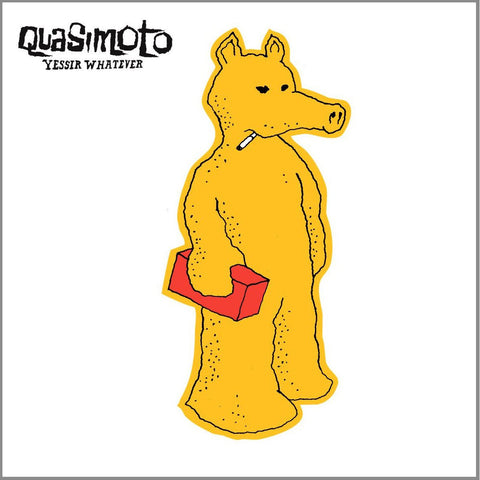 Quasimoto - Yessir Whatever - LP - Stones Throw Records - STH2326