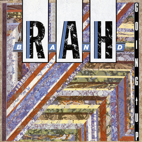 RAH Band - Going Up - LP - Espacial Discos - ESP002