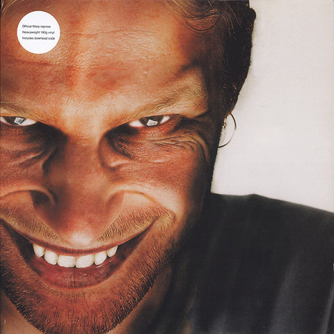 Aphex Twin - Richard D. James Album - LP - Warp Records - WARP LP 43