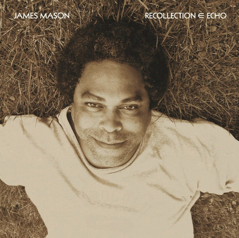 James Mason - Recollection Echo - LP - James Mason - JM-001