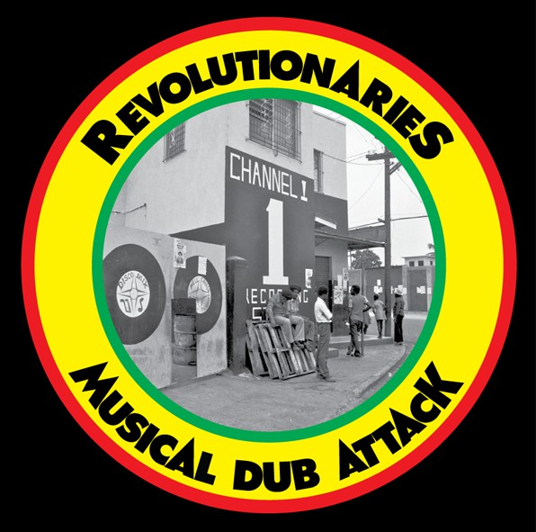 Revolutionaries - Musical Dub Attack - LP - Channel One ‎- DKR-169-JJ