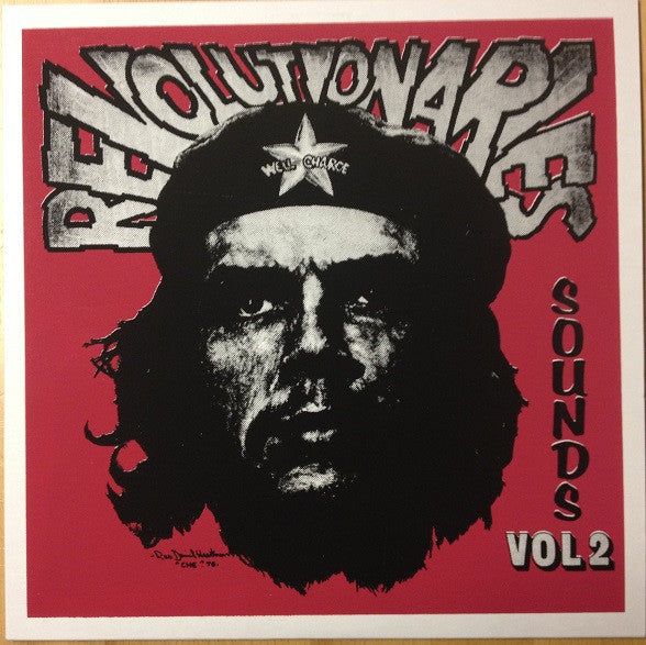 Revolutionaries - Revolutionaries Sounds Vol.2 - LP - Well Charge - DKR-188
