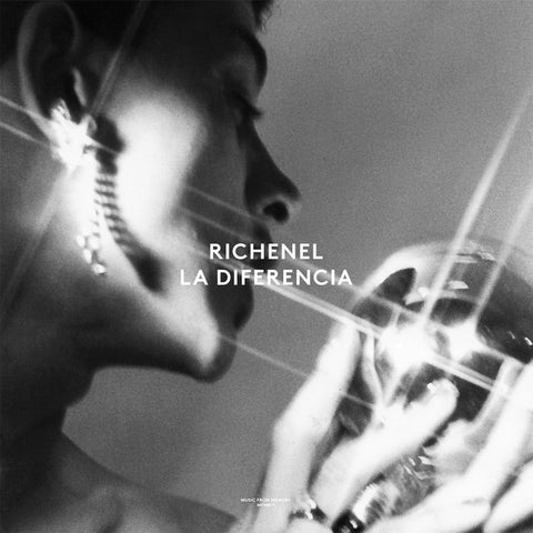 "Richenel - La Diferencia - 12"" - Music From Memory - MFM017"