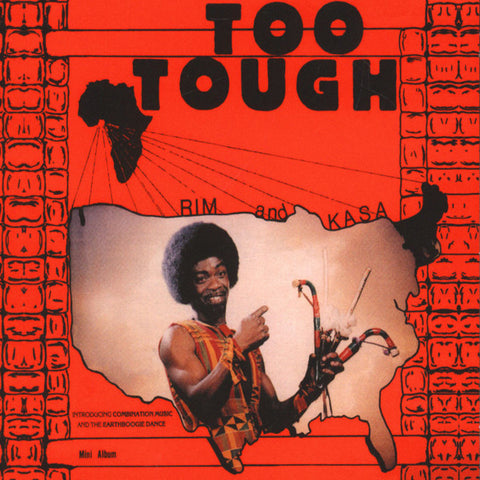 "Rim and Kasa / Rim and The Believers - Too Tough - 2x12"" - BBE 340ALP"