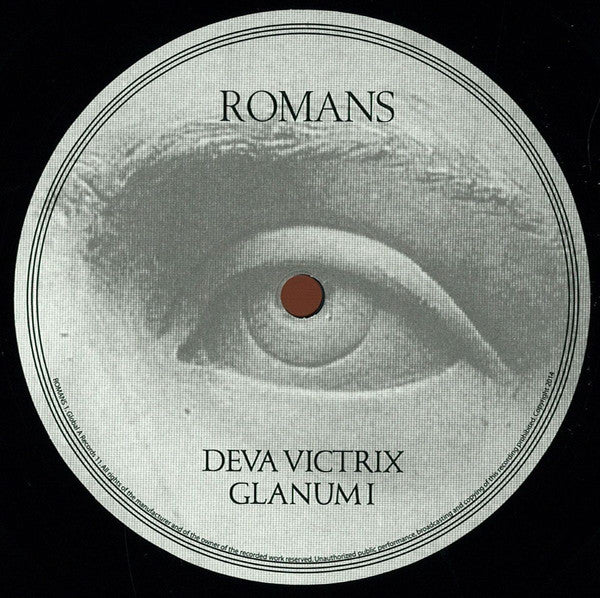 "Romans - Romans 1 - 12"" - Global A Records - GA 11"