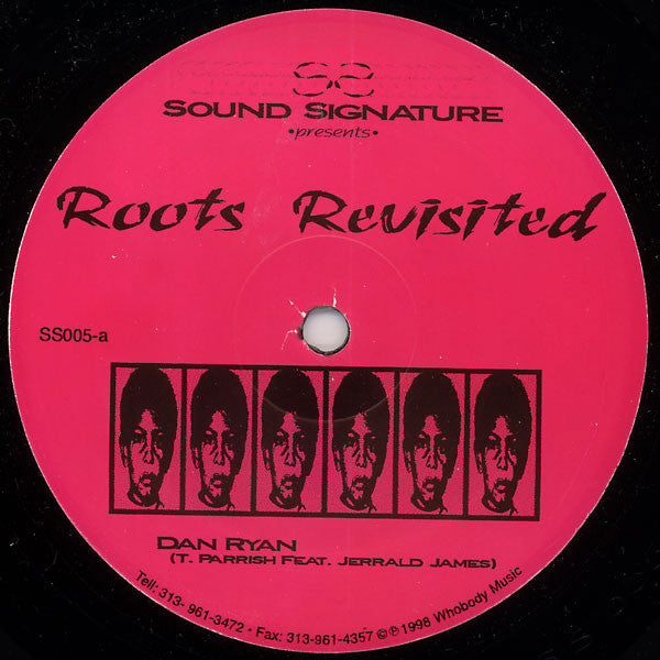 "Theo Parrish - Roots Revisited - 12"" - Sound Signature - SS005"