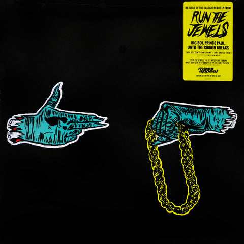 Run The Jewels - LP - Mass Appeal - MSAP0007LP