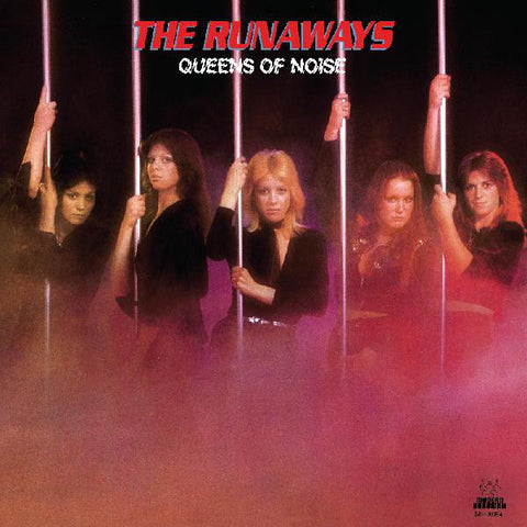 The Runaways - Queens Of Noise - LP - Modern Harmonic - MH-8094