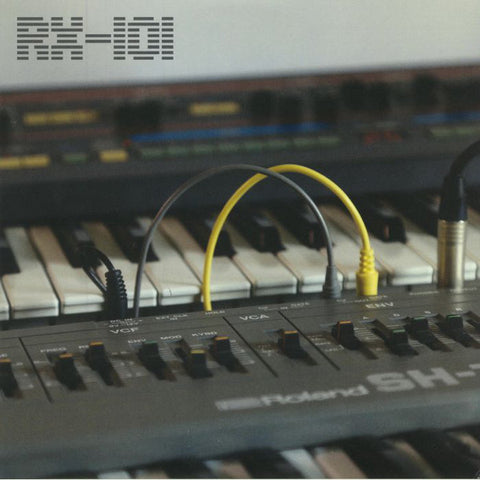 "RX-101 - EP 4 - 12"" - Suction Records - suction041"