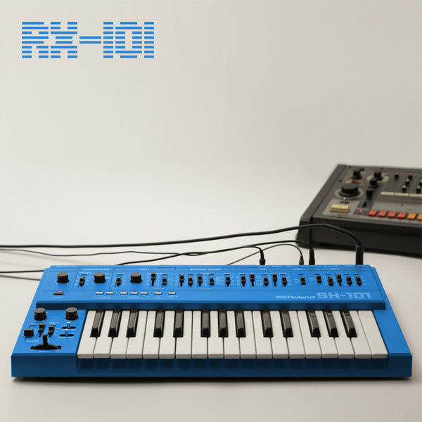 "RX-101 - EP 1 - 12"" - Suction Records - suction032"