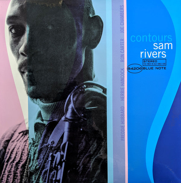 Sam Rivers - Contours - LP - Blue Note - B0029413-01