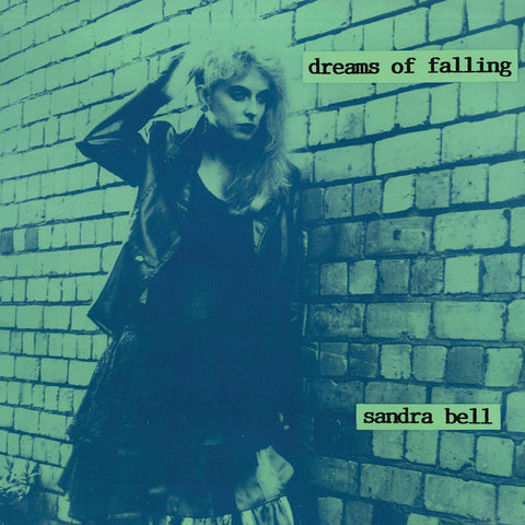 Sandra Bell - Dreams of Falling - LP - Straight to Video Records - STV002