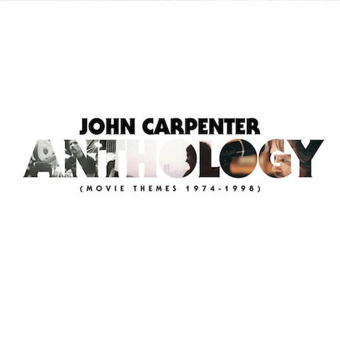 "John Carpenter - Anthology (Movie Themes 1974-1998) - LP+7"" - Sacred Bones - SBR-177"