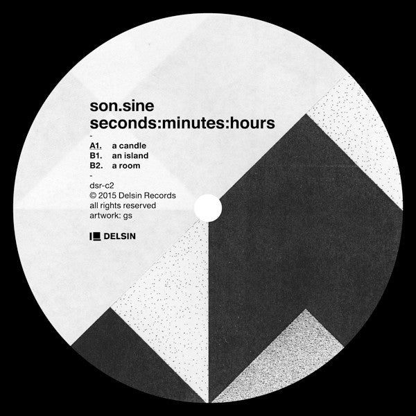 "Son.sine - seconds:minutes:hours - 12"" - Delsin - dsr-c2"