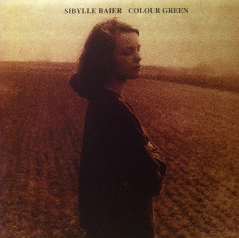 Sibylle Baier - Colour Green - LP - Orange Twin Records - OTR022