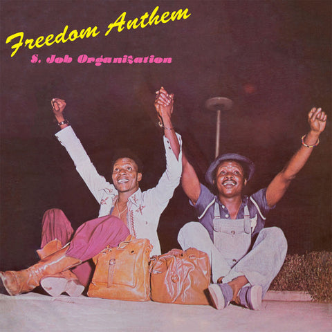 S. Job Organization - Freedom Anthem - LP - PMG027LP