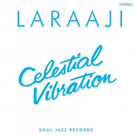Laraaji - Celestial Vibration - LP - Soul Jazz Records - SJRLP369