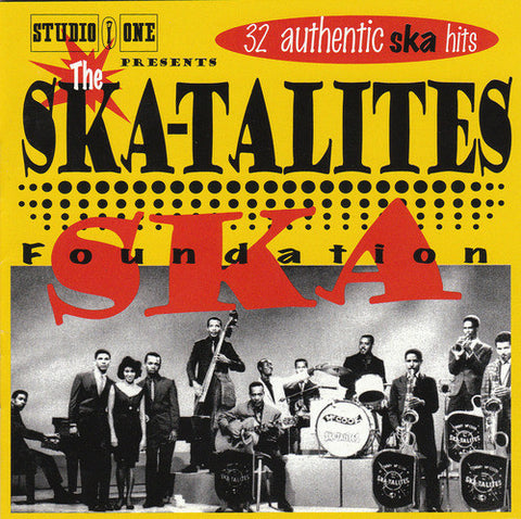 The Skatalites - Foundation Ska - 2xLP - Studio One - LP-SOR-006