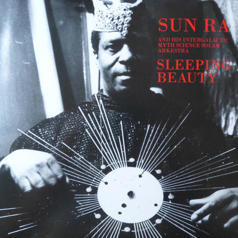 Sun Ra - Sleeping Beauty - LP - Art Yard - ARTYARD-333-COSMO DREAM