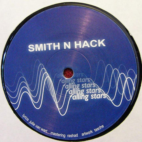 "Smith n Hack ‎– Space Warrior - 12"" - Smith n Hack ‎03"