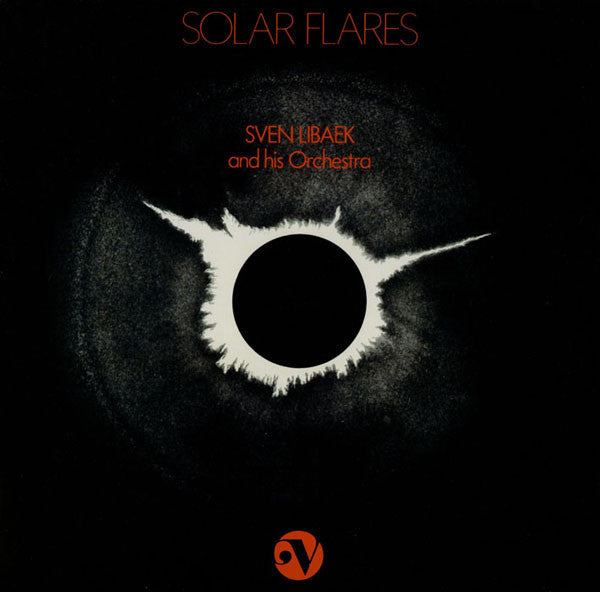 Sven Libaek and his Orchestra - Solar Flares - LP - Votary Records - VOT007LP