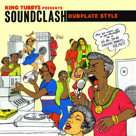 King Tubbys Presents Soundclash Dubplate Style - LP - Dub Store Records - DSRLP613