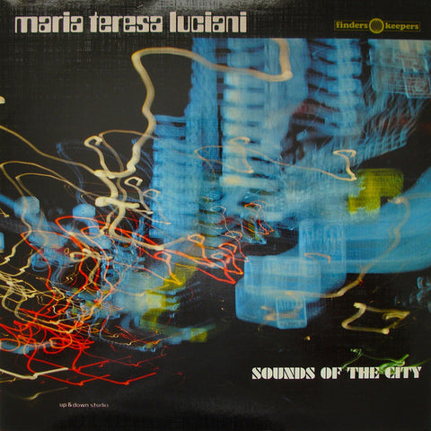 Maria Teresa Luciani - Sounds of the City - LP - Finders Keepers Records - FKR 093