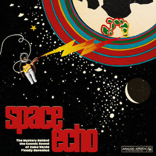 VA - Space Echo - 2LP - Analog Africa - AALP 080